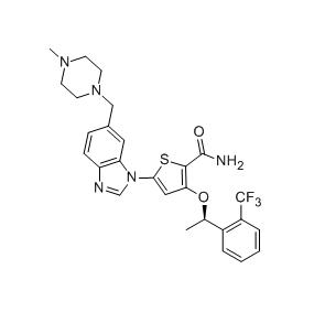 OEM Factory for Medicines And Drugs - GSK-461364; GSK-461364A – Caeruleum