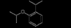 CAS 14366-59-7, 1-isopropoxy-2-isopropylbenzene