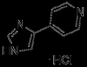CAS 1823770-83-7, 4-(1H-imidazol-4-yl)pyridine, hydrochloride(1:1)