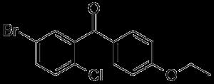 CAS 461432-22-4, (5-Bromo-2-chlorophenyl)(4-ethoxyphenyl)methanone