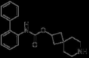 CAS 2043072-35-9, 7-azaspiro[3.5]nonan-2-yl [1,1'-biphenyl]-2-ylcarbamate
