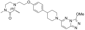 100% Original S:15595-35-4 L-arginine Hcl - AZD-5153 – Caeruleum