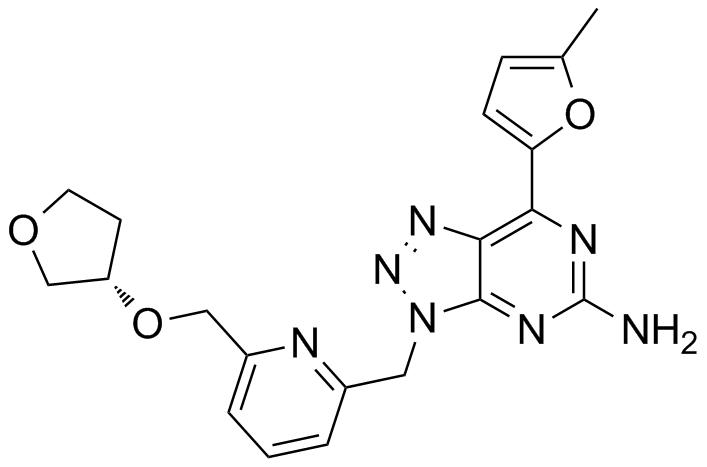 Ciforadenant; CPI-444; V81444