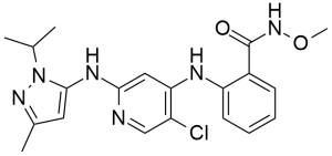 High Quality Imatinib Intermediate - GSK2256098 – Caeruleum