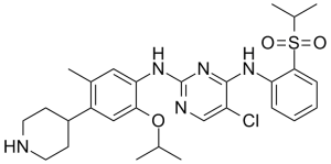 Manufactur standard TD 4208 - Zykadia; Ceritinib; LDK378 – Caeruleum