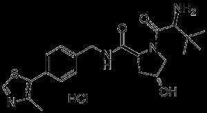 Factory Customized Capecitabine Powde - MDK7526 HCl – Caeruleum