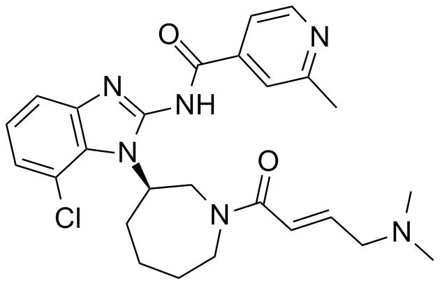 Nazartinib; EGF816; NVS-816
