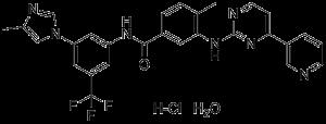 Good Quality R428 - Nilotinib; AMN-107 (HCl Hydrate) – Caeruleum