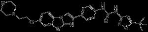 China OEM 9 – Lenvatinib Intermediate - Quizartinib; AC-010220; AC-220 – Caeruleum